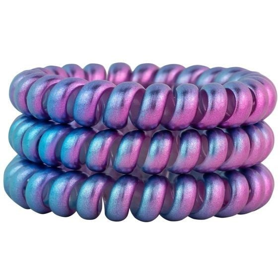 Cotton Candy - Ouchless Coil Hair Tie Set