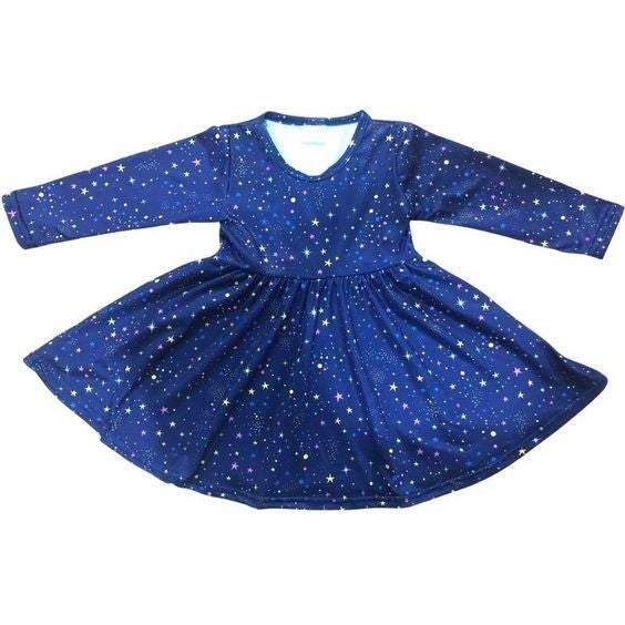 KIDS - Shooting Stars - The Girl Next Door Dress