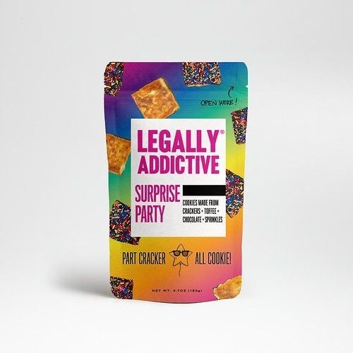 Surprise Party - Legally Addictive