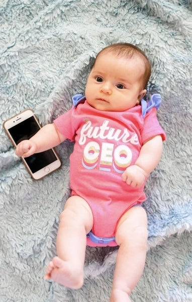 Future CEO - Onesie - JLB
