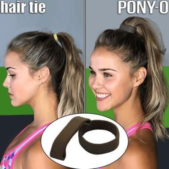 Best Ponytail EVER - Pony-O