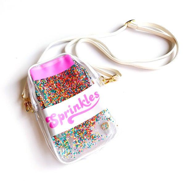 Sprinkles Backpack Purse