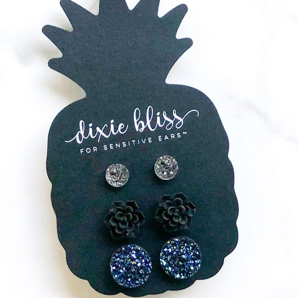 Anika - Earrings Trio