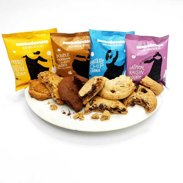 Nunbelievable Gourmet Cookies - Eat a Cookie, Feed The Hungry!