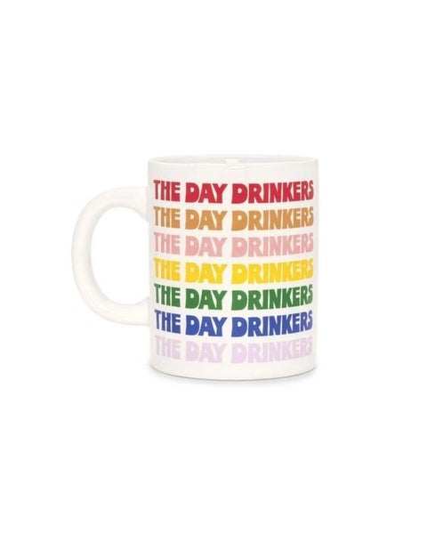 Day Drinkers - Hot Stuff Ceramic Mug