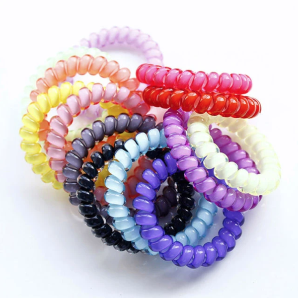 The Rainbow Connection - Ouchless Hair Ties