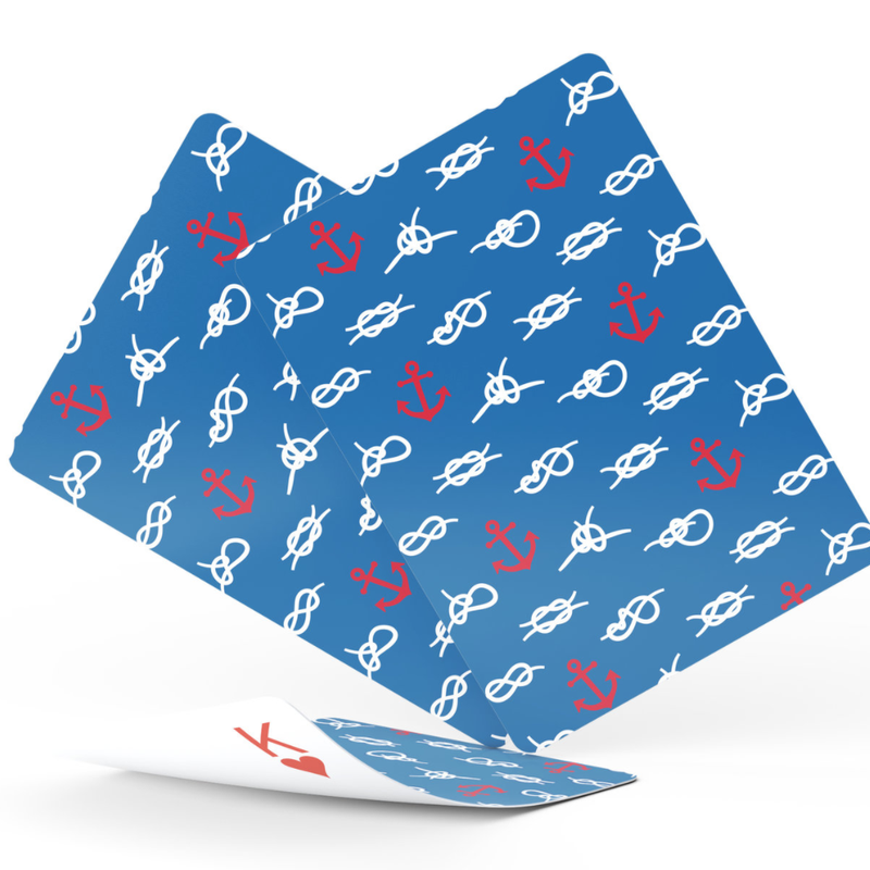 Under The Sea - Dry Deck Playing Cards