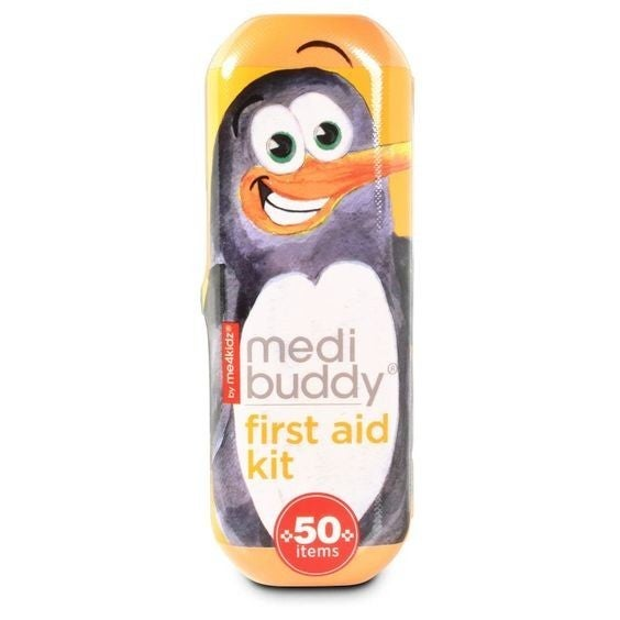 Medibuddy First Aid Kit - 50+ items
