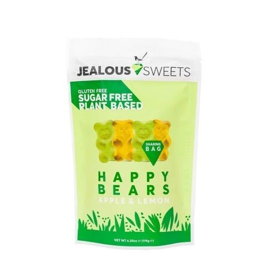 Happy Bears - Sugar-Free, Plant Based - Jealous Sweets - Sharing Size!