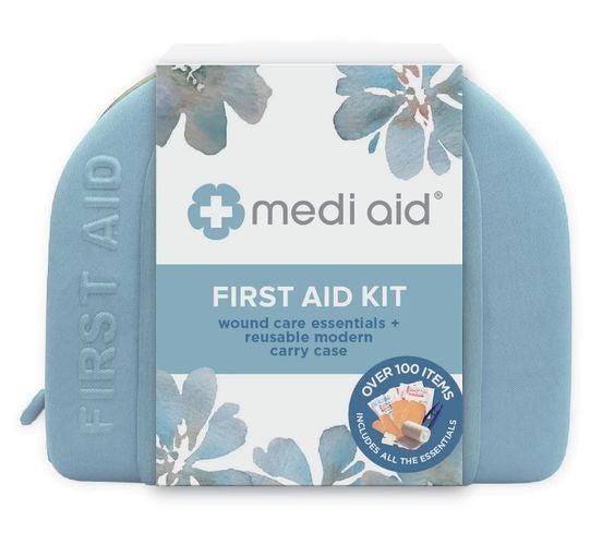 Designer First Aid Kit - 100+ items