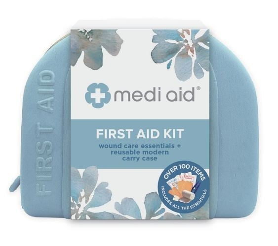 Designer First Aid Kit - 100+ items