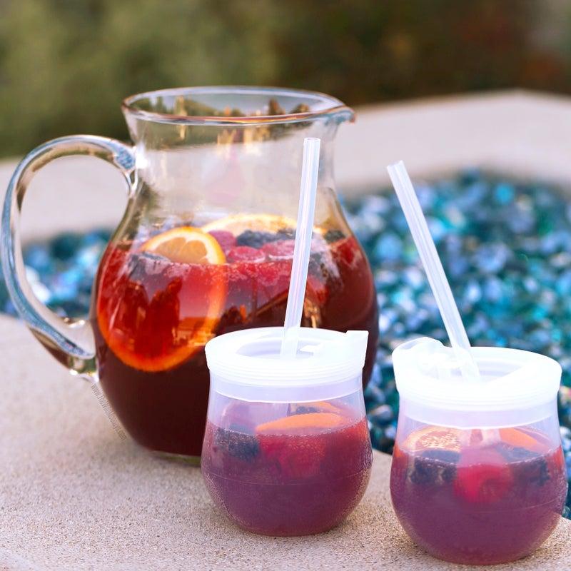 14 oz- SiliPint Wine Cup