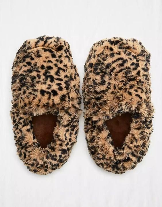 Wild Thing - Warmies Slippers - Fully Microwaveable