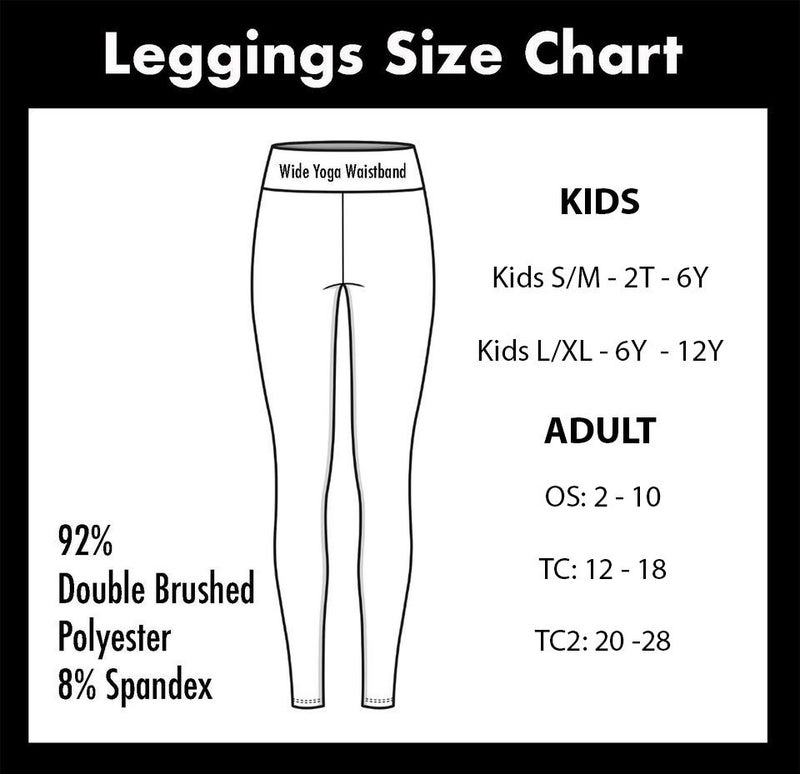 Kids & Adult - Fur Buddy - Leggings - Reg/Plus