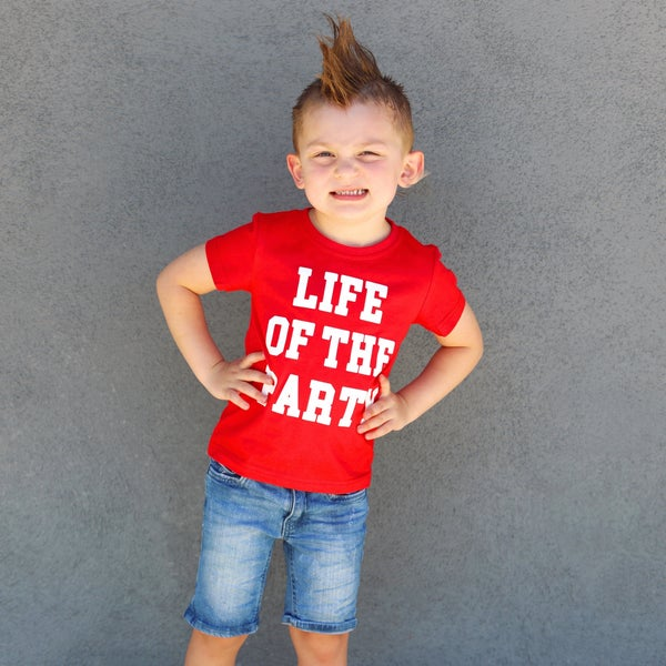 Kids Tee - Life of the Party