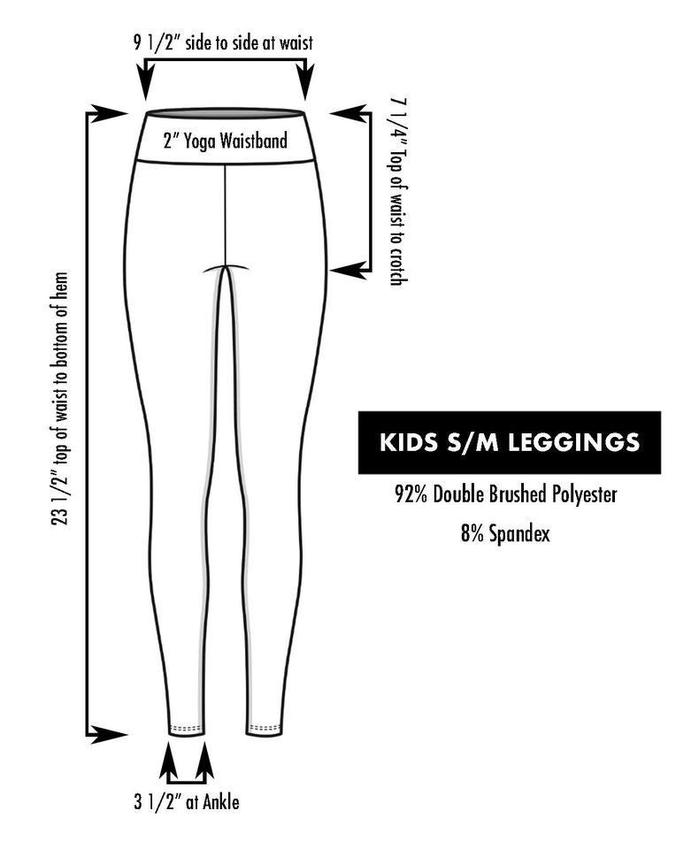 The Office - Leggings w/Pockets