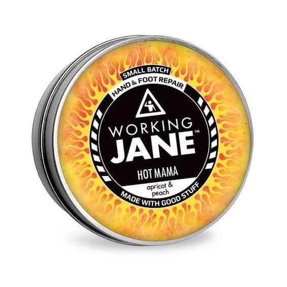 Hot Mama - Hand & Foot Repair - Working Jane