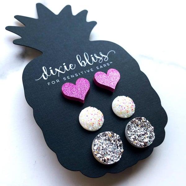 Chrissy - Earrings Trio
