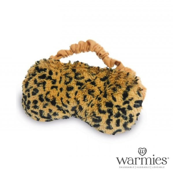 Leopard Eye Therapy - Warmies