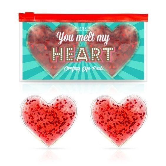 You Melt My Heart - Cooling Eye Gel Pads