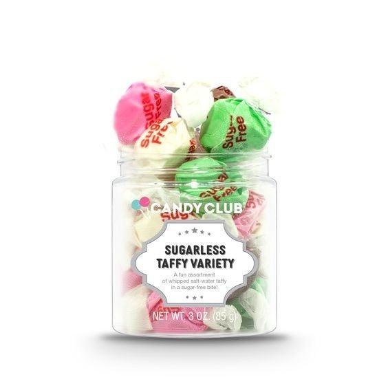 Sugarless Taffy Variety - Limited Edition - Candy Club