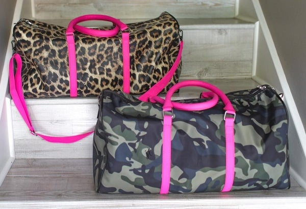 The Hilton Duffle Bag