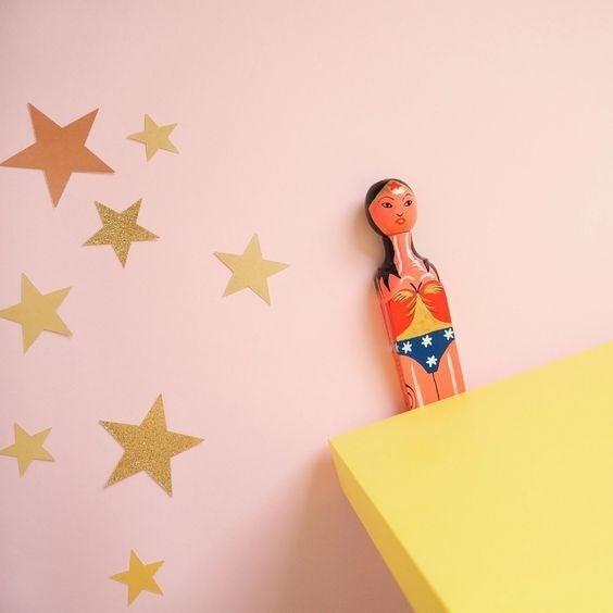 Wonder Woman - Wedgie Door Stopper
