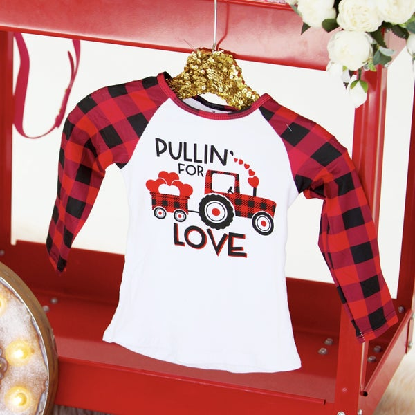 Kids - Pullin' for Love Truck Tee