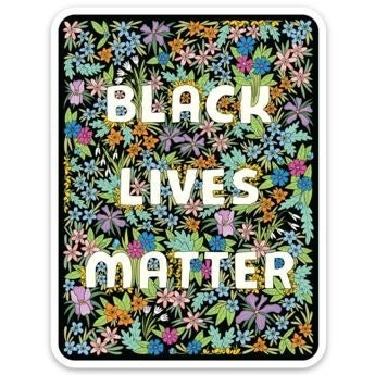 Black Lives Matter - Sticker Decal