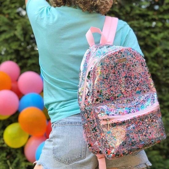 Sugar Rush Confetti Backpack *Final Sale*