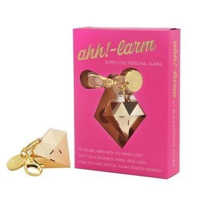 BlingSting - Ahhh!-larm Personal Alarm Keychain