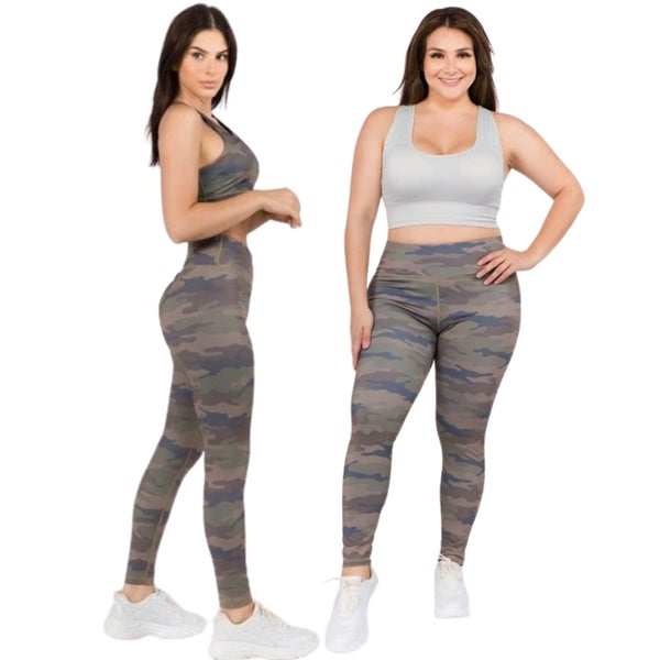 Under the Radar - Active Workout Pants - Reg/Plus