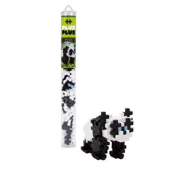 Panda - Plus-Plus 70 piece Tube