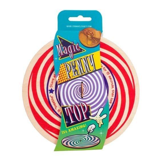 Classic Toys: Magic Penny Top