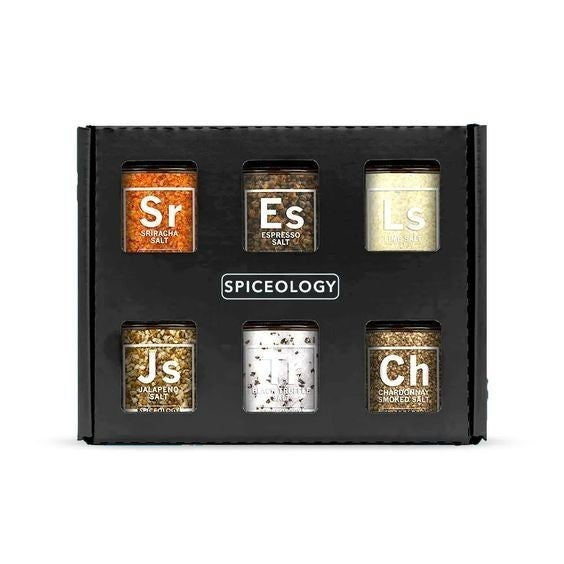 Luxe Infused Salt Gift Set - Spiceology
