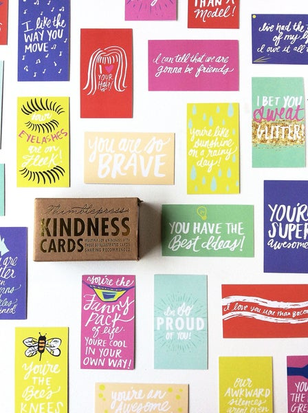 Joy & Kindness Cards
