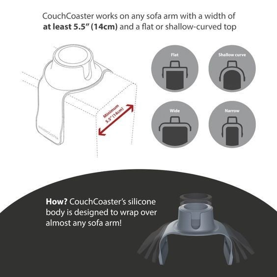 CouchCoaster