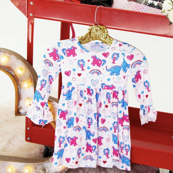 KIDS - Sweet Imagination - The Girl Next Door Dress