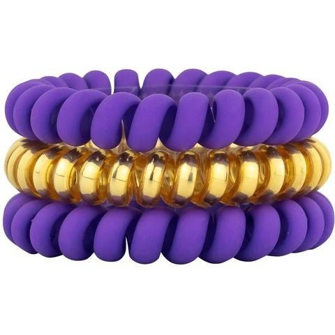 The Lakeshow - Ouchless Coil Hair Tie Set