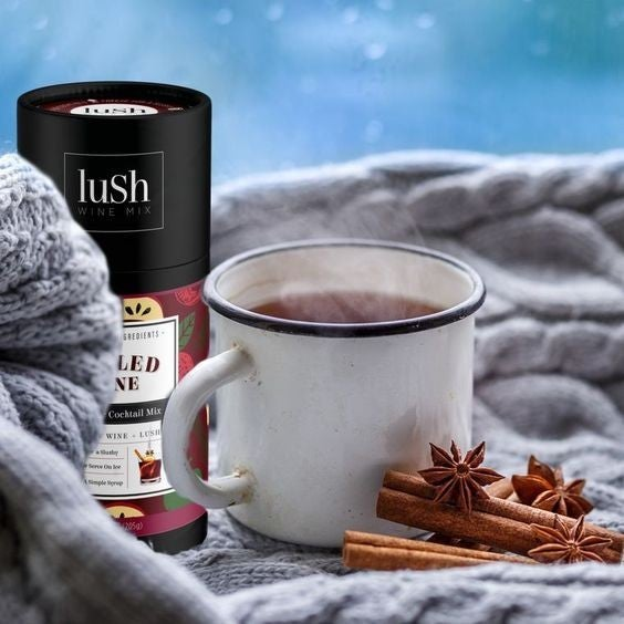 Spiced Wine Mix - Lush