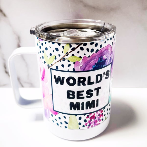World's Best Mimi - 12oz - Mugsby
