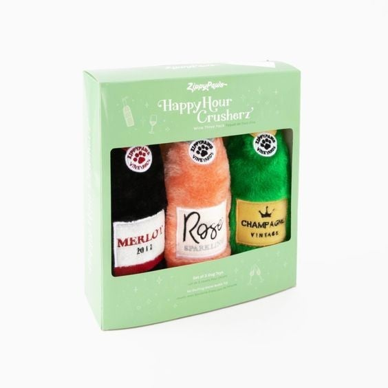 Wine Crusherz - Three Pack