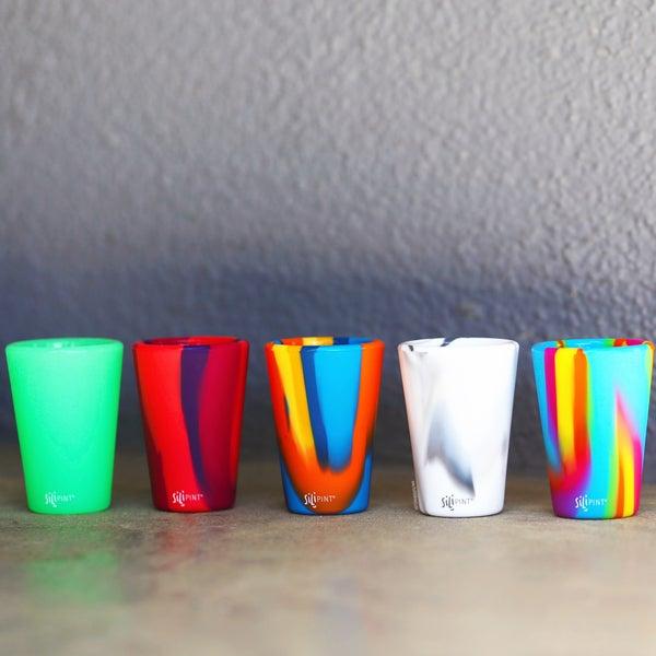 SiliShot - 1.5 oz Shot Glass