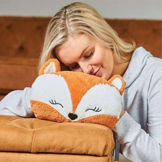 Fox Hand Warmer Muff - Warmies