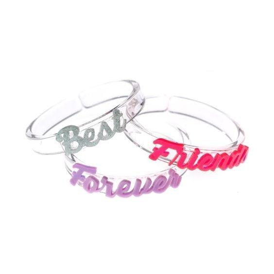 BFF Bracelets - Set of 3