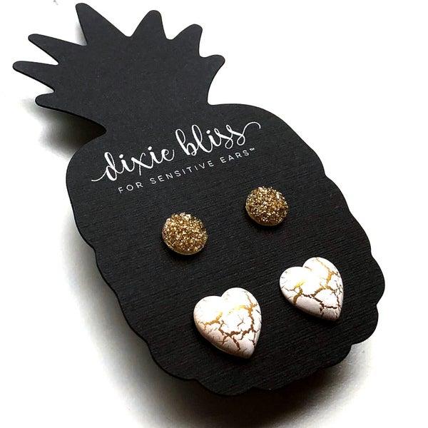 Liv - Earrings Duo
