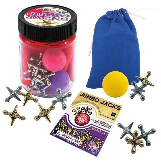 Classic Toys: Jumbo Jacks Jar