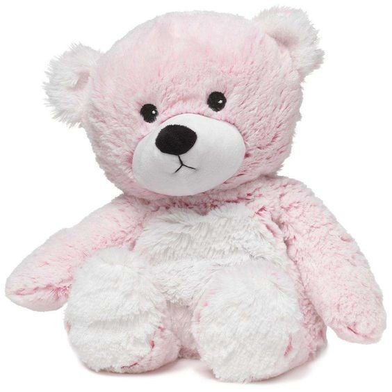 Pink Marshmallow Bear - Warmies