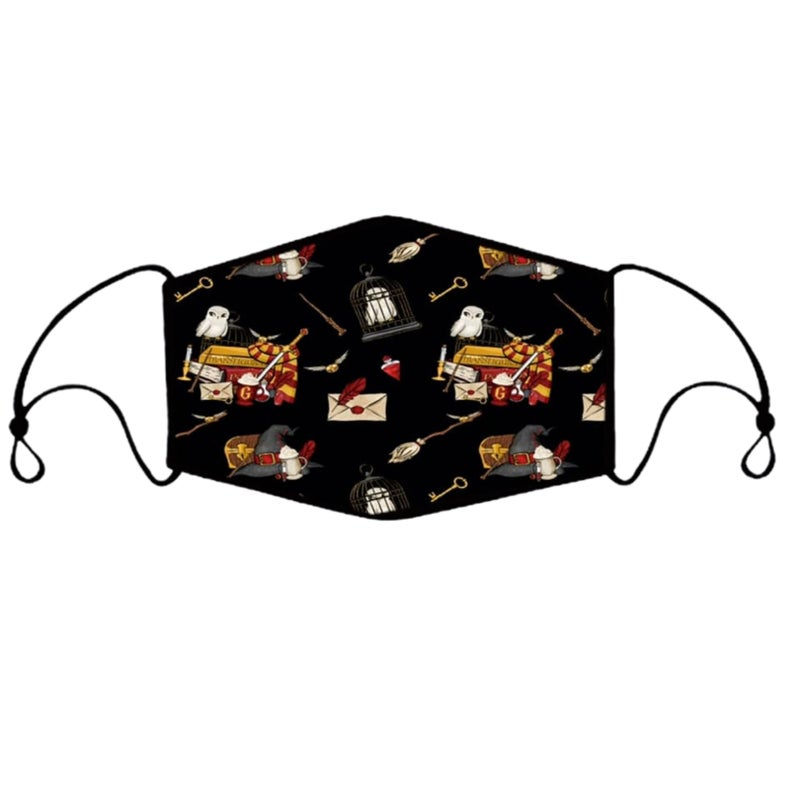 Kids + Adult: Harry Potter Face Protector