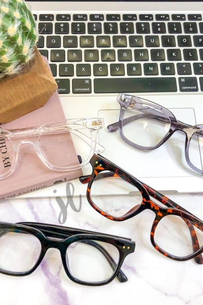 Blake Style Blue Light Blocking Glasses - Jess Lea